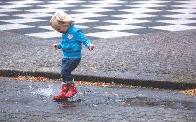Køb praktisk og velfungerende fodtøj til dit barn