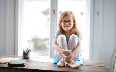 Lej briller til dit synsudfordrede barn