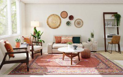 Få nye møbler i stuen