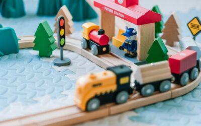 BRIO – om legetøjsfirmaets historie og deres udvalg af legetøj