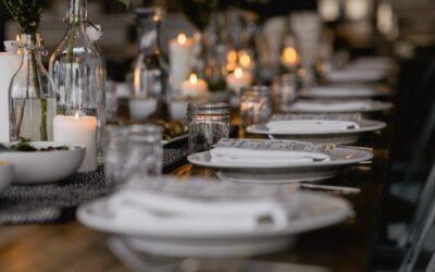 Bliv klar til kommende familiefester- og arrangementer